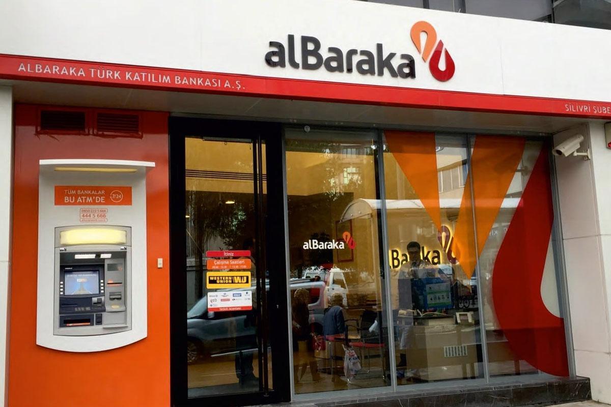 Albaraka Türk Bankası