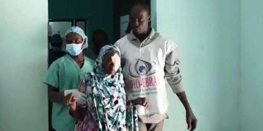 Iho-ebrar Mali'de Onlarca Kişinin Katarakt Ameliyatını Gerçekleştirdi
