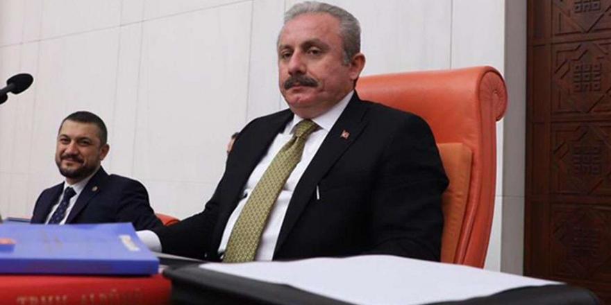 Meclis Başkanı Şentop, Anayasa Mahkemesine Berberoğlu Yazısını Düzeltmesini İstedi