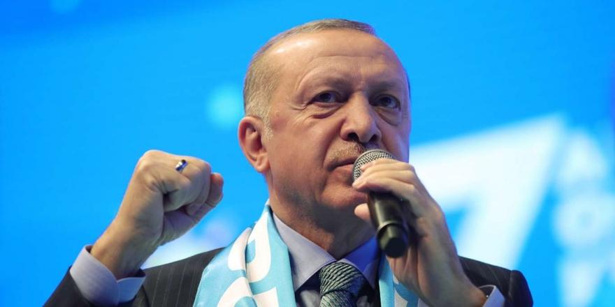 """Cumhurbaşkanı Erdoğan: """"darbe Anayasasıyla Yönetilme Ayıbından Kurtulacağız"""""""