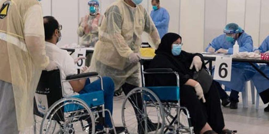 Suudi Arabistan'da Covid-19 Vakalarında Artış Yaşanıyor