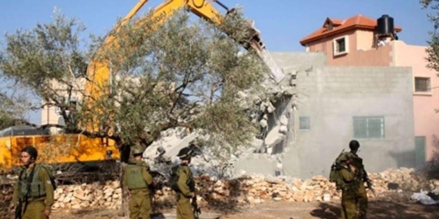 Bm: Filistinlilere Ait Evlerin Yıkılması Derhal Durdurulmalıdır