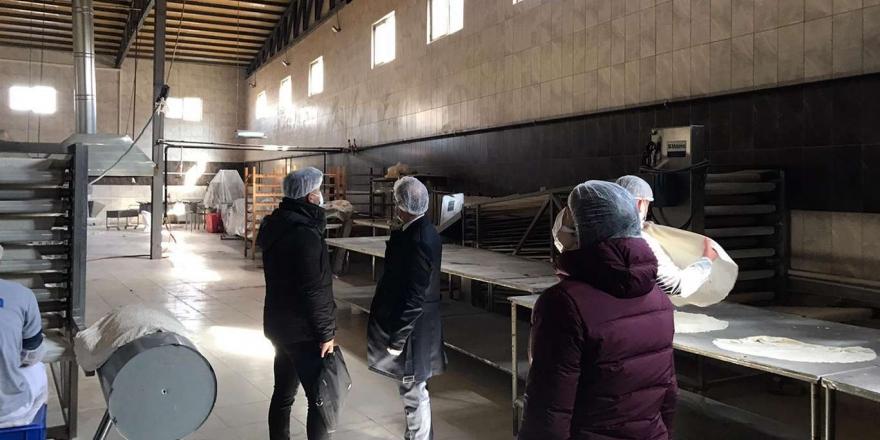 Van'da Gıda İşletmelerine Yönelik Denetimler Devam Ediyor