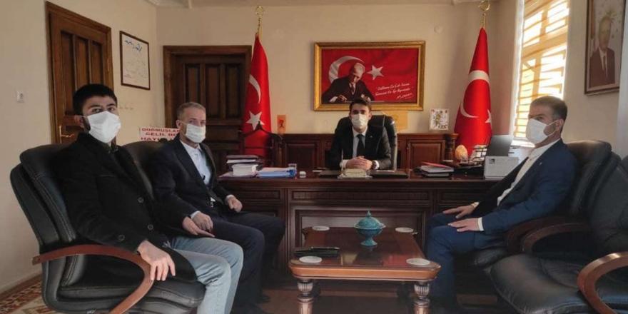 Hüda Par Eskişehir İl Başkanlığından Mihalıççık İlçesine Ziyaret