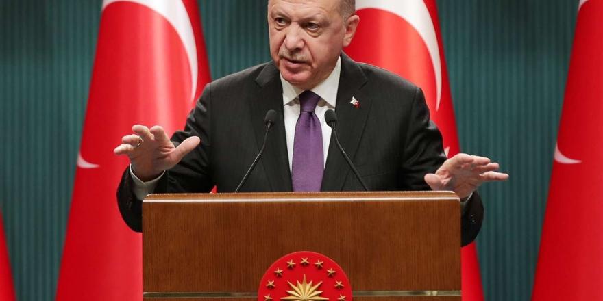 """Erdoğan: """"yatırımlarımızı İcra Ederken Sadece Ve Sadece Milletimize Baktık"""""""