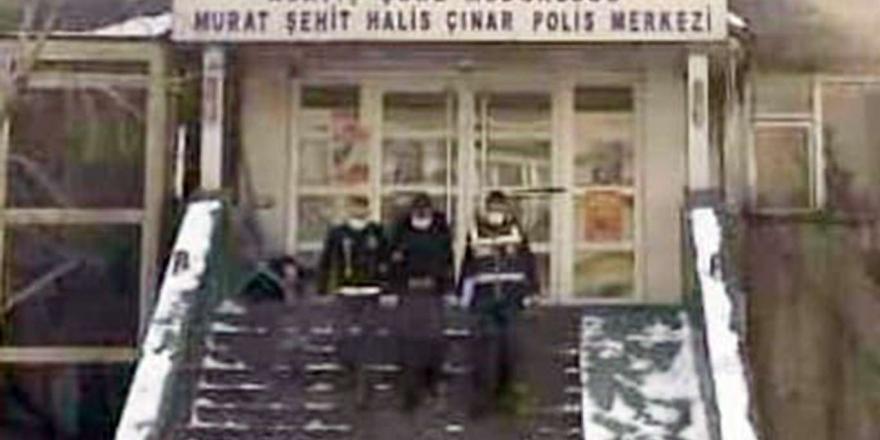Ağrı'da Okul Ve İşyerlerine Girip Hırsızlık Yapan Zanlı Tutuklandı