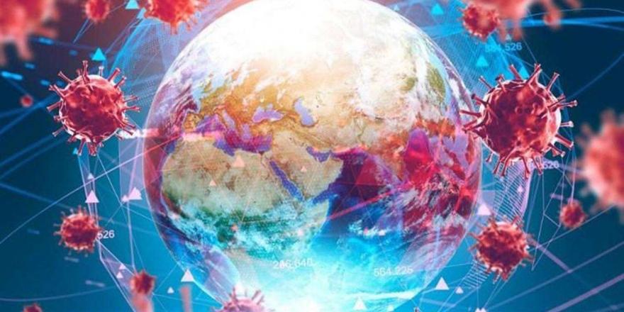 Dünya Genelinde Salgına Bağlı Ölü Sayısı 2 Milyon 550 Bine Yaklaştı