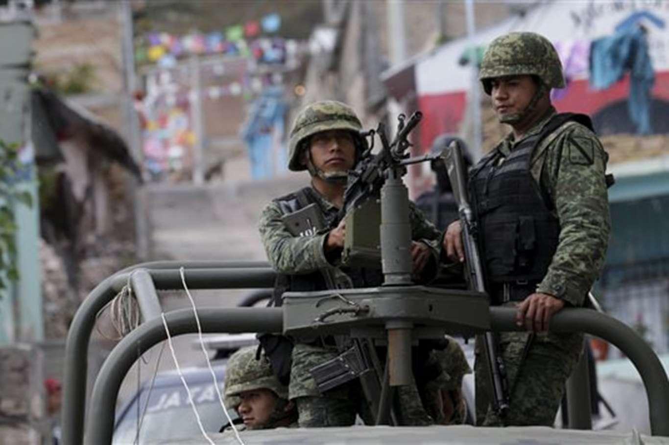 Meksika'da Şiddetli Çatışma : 5 Kişi Öldü