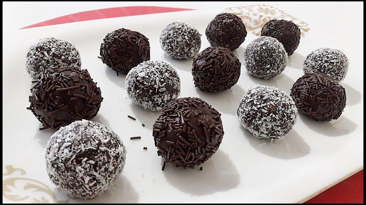 Bisküvili Çikolata Topları Tarifi, Bisküvili çikolata tarifi nasıl yapılır?