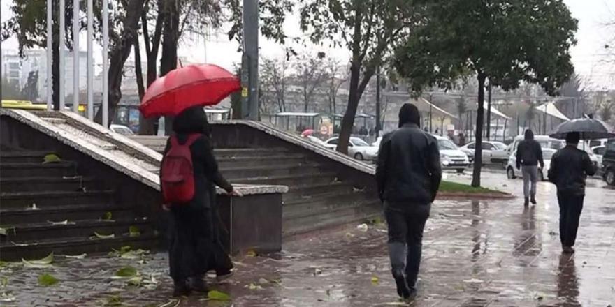 Yeni Haftada Yağışlar Geri Dönüyor