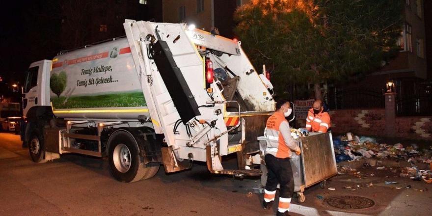 Chp'li Maltepe Belediyesi'nde Temizlik İşçileri Grevi Sona Erdirdi