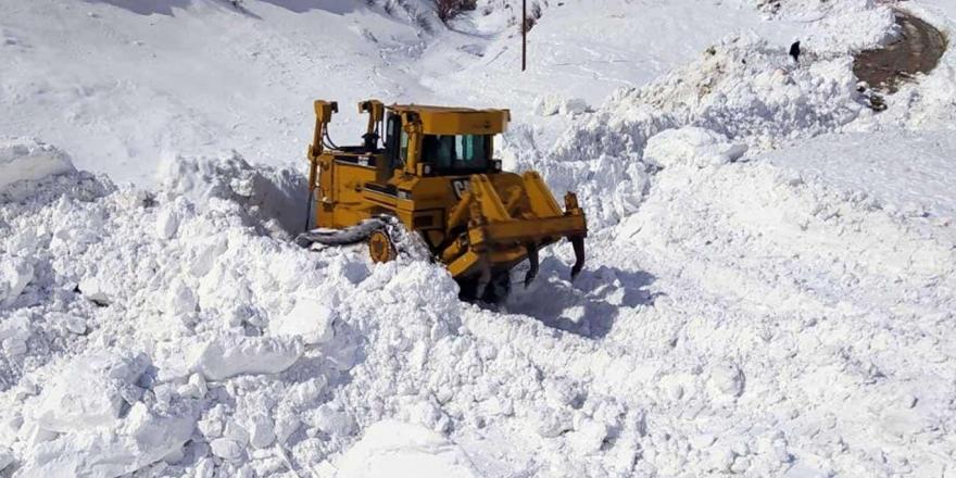 Meteorolojiden 4 İl İçin Kar Ve Çığ Uyarısı