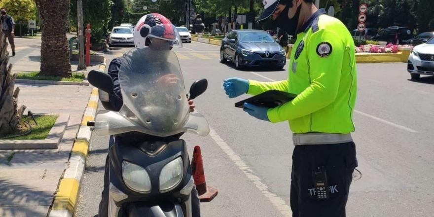 Trafik Denetimleri Gerçekleştirildi