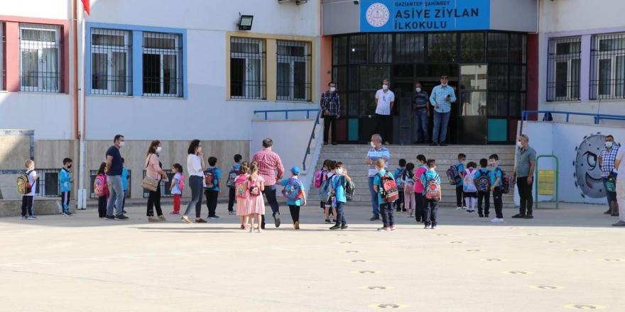 Gaziantep Valiliğinden Yüz Yüze Eğitim Açıklaması