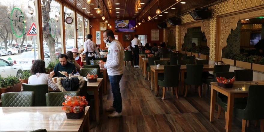 Lokanta Ve Restoranlarda Normalleşme Ve Müşteri Sevinci