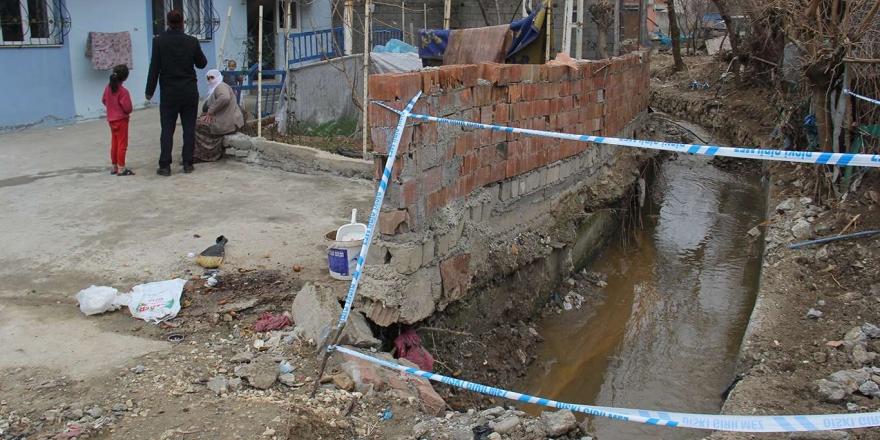 halkın Sağlığını Tehdit Eden Kanalizasyon Sorunu Giderilmeli