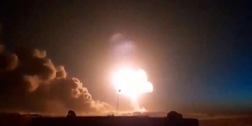 Fırat Kalkanı Bölgesinde Balistik Füze Saldırısı: Bir Ölü 18 Yaralı