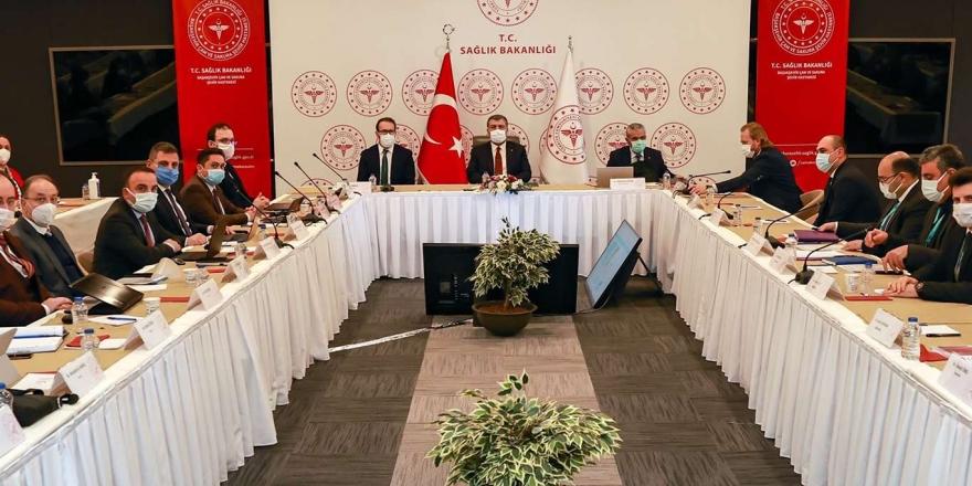 """Bakan Koca: """"istanbul Normalleşmenin Örnek Şehri Olmalı"""""""