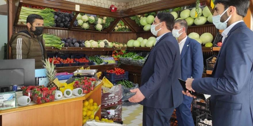Hüda Par Eskişehir İl Başkanı'ndan Mihalgazi Ve Sarıcakaya İlçelerine Ziyaret