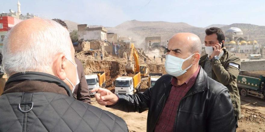 Mardin Valisi Demirtaş'ın İlçe Ziyaretleri Sürüyor