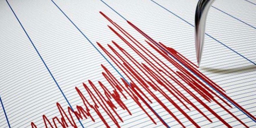 Yunanistan'da 4,2 Büyüklüğünde Deprem