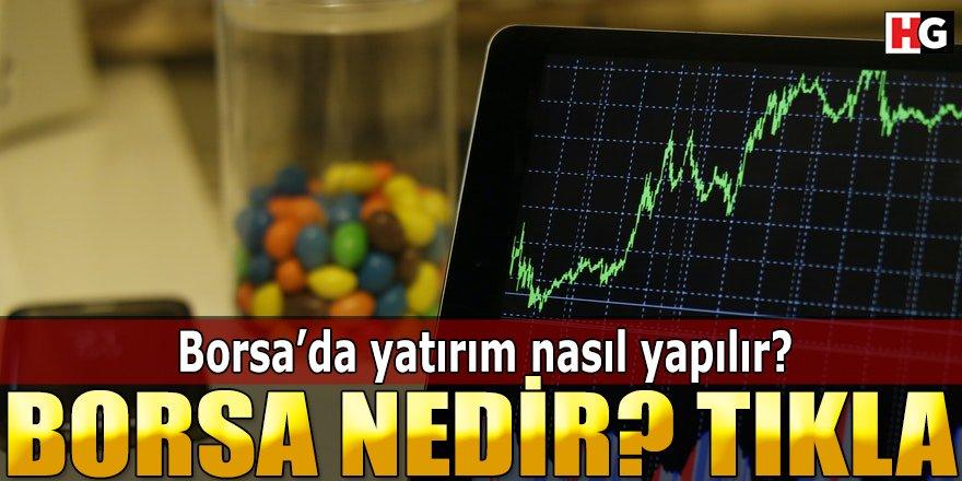 Borsa'da Yatırım Nasıl Yapılır?