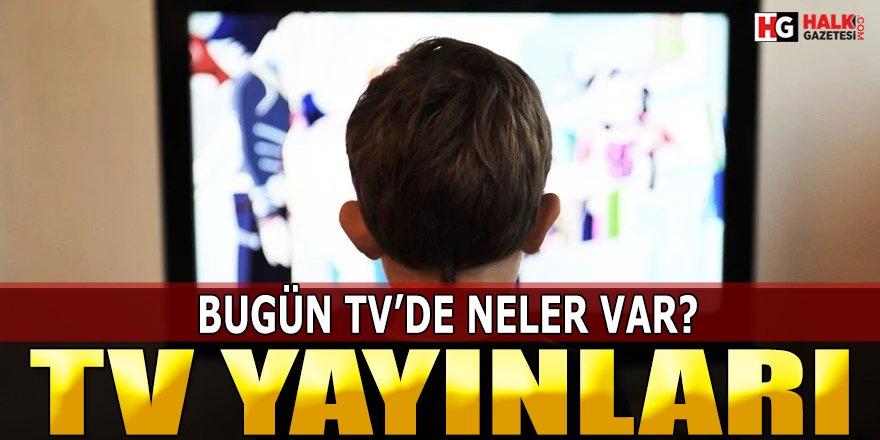 Bugün TV'de Ne Var? 28 Aralık Pazartesi TV Rehberi
