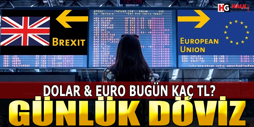 06 Ocak Çarşamba Dolar ve Euro Ne Durumda? Yükseliyor mu Düşüyor mu?