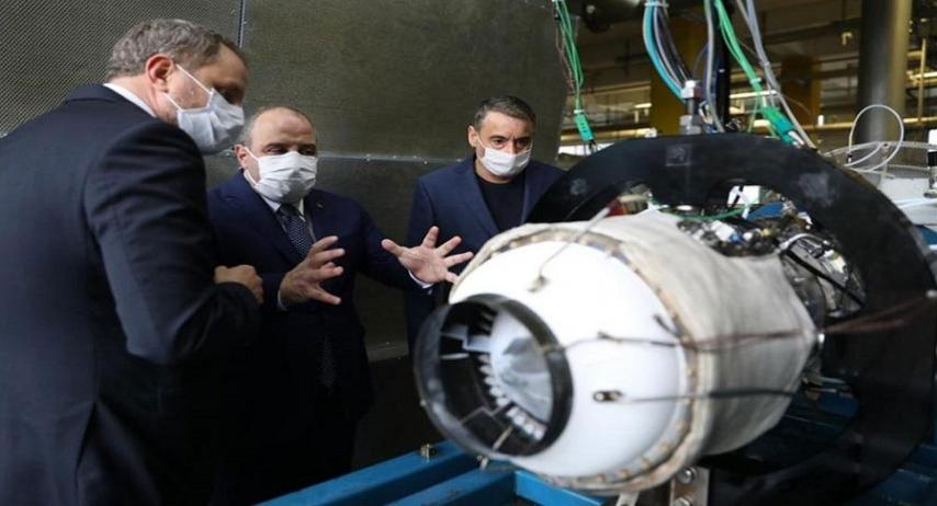 Milli Turbojet Motoru Hazırlanıyor!