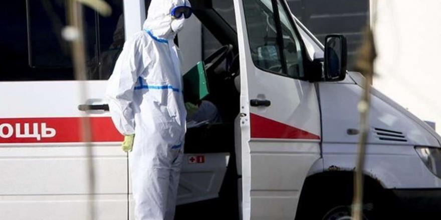 Rusya'da Covid-19 Nedeni İle Ölenlerin Sayısı 105 Bini Geçti