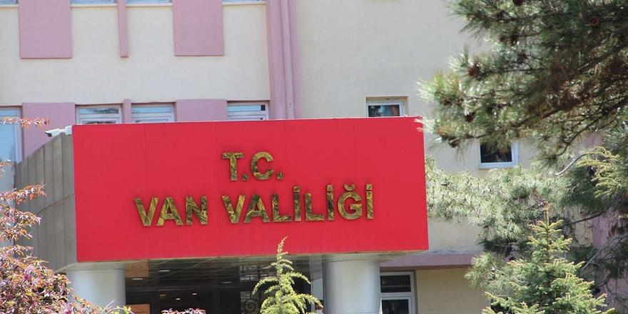 Van'daki Eylem Ve Etkinlik Yasağı 15 Gün Daha Uzatıldı