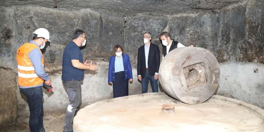 İlkha'nın Gündeme Getirdiği Tarihi Han Restore Ediliyor