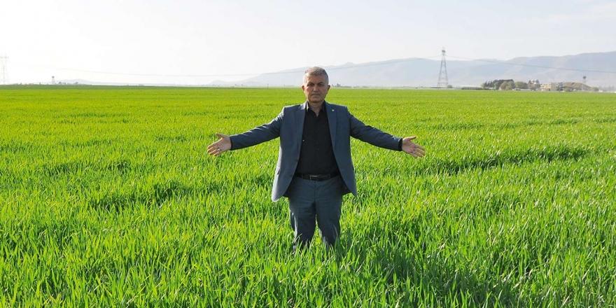 Hububatçılardan Tarımda Kullanılan Elektriğin Vergi Ve Katkı Payından Muaf Tutulsun Talebi