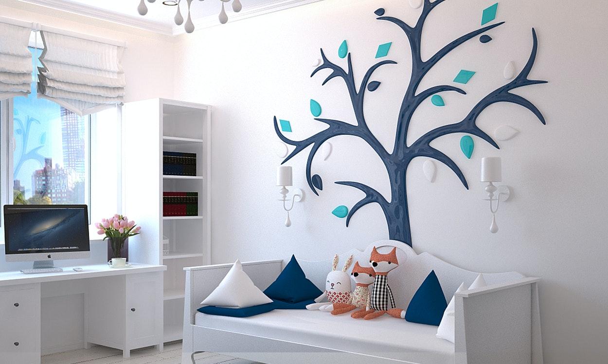 Çocuk Odaları İçin Pratik En İyi Dekor Fikirleri