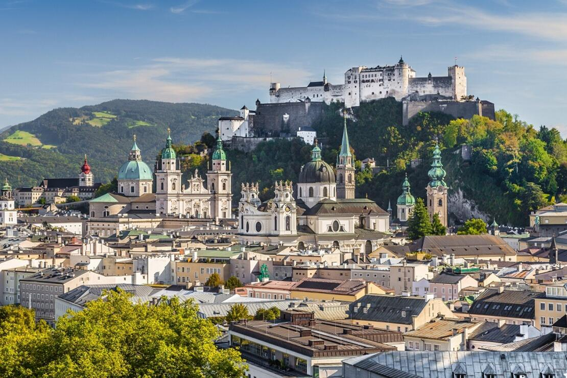 Salzburg'da Nerede Kalınır? Gezilecek Yerler Nelerdir? Şehir Rehberi