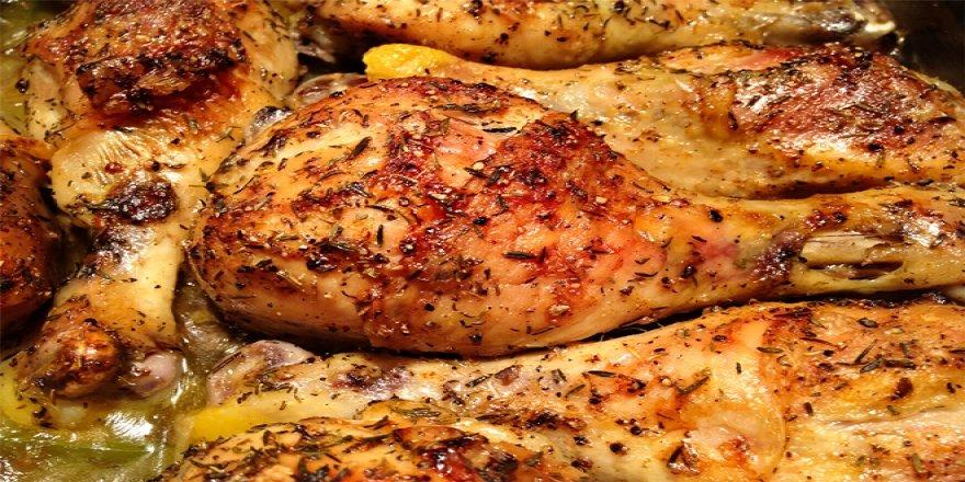 Fırında Yumuşacık Tavuk But Tarifi! Fırında Tavuk Nasıl Yapılır?
