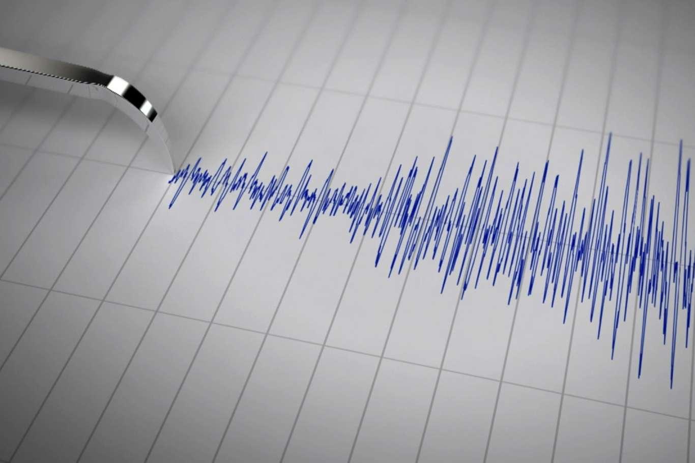 İzmir Yine Sallandı! 4 Şiddetinde Deprem