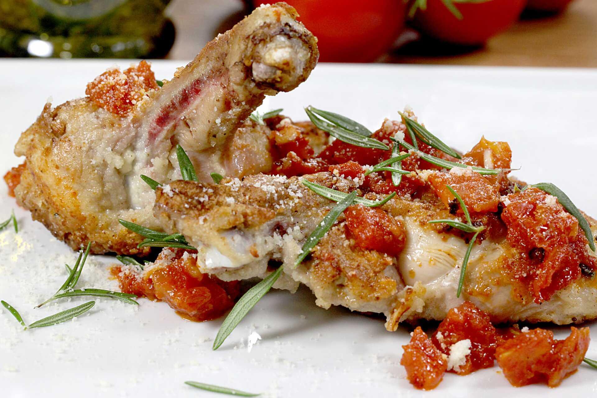 Parmesanlı Tavuk Tarifi! Parmesanlı Tavuk Tarifi Nasıl Yapılır?