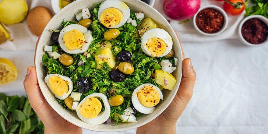 Patates Salatası Tarifi, Patates Salatası Nasıl Yapılır?