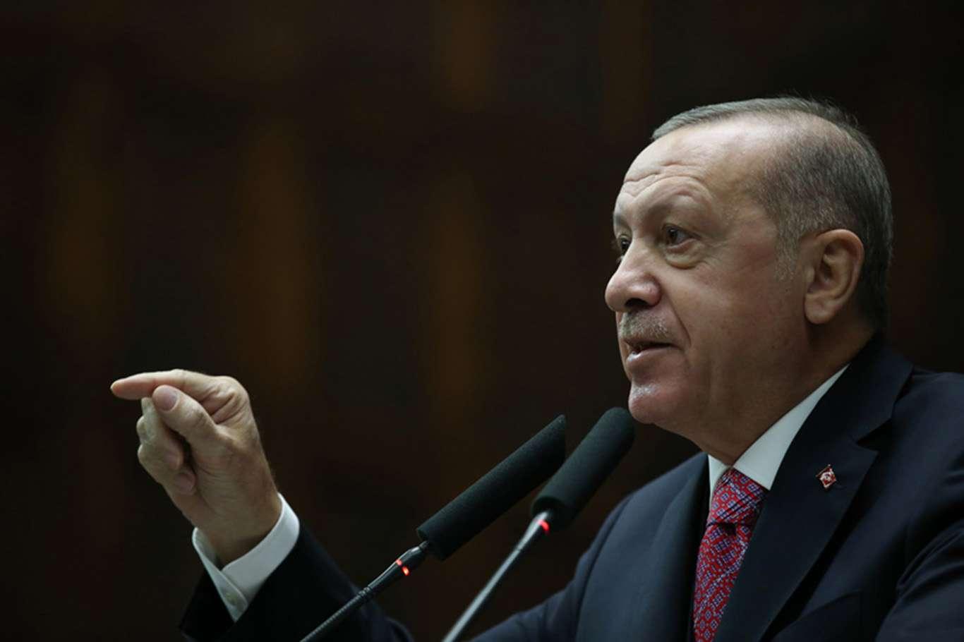 Başkan Erdoğan'dan, Telegram ve BiP Üzerinden Mesaj