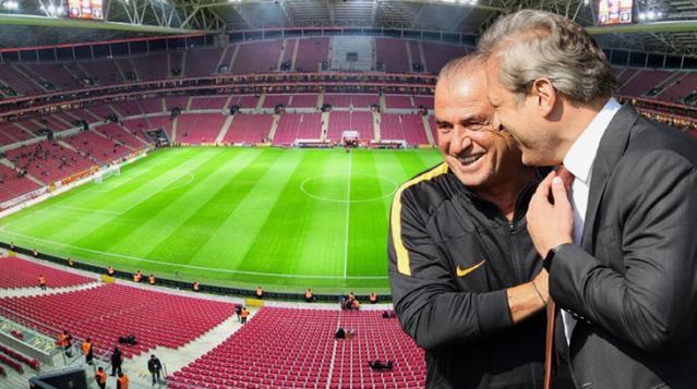 Galatasaray Stad Sponsorunu Buldu! Anlaşma 100 Milyon Dolarlık