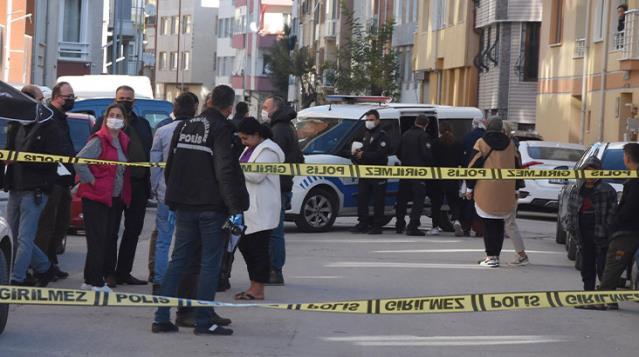 Eskişehir'de Öğrenci Servisine Kurşun Yağdırıldı