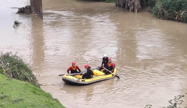 Cuma Günü Kaybolan Yaşlı Kadının Cansız Bedeni Su Kanalında Bulundu