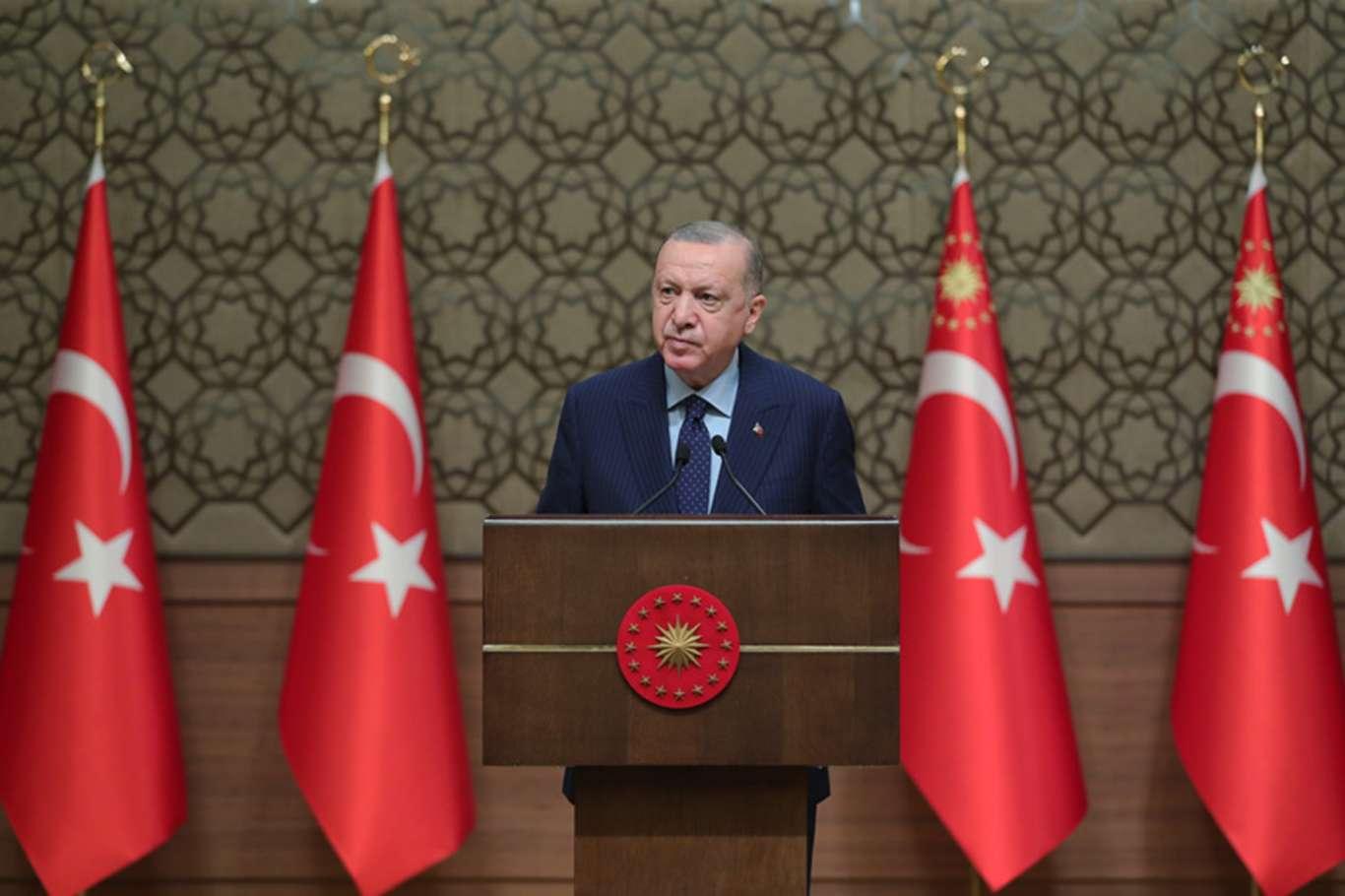 Başkan Erdoğan'dan Önemli Aşı Açıklaması
