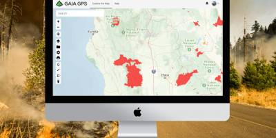 Google Maps App Will Also Display Forest Fires