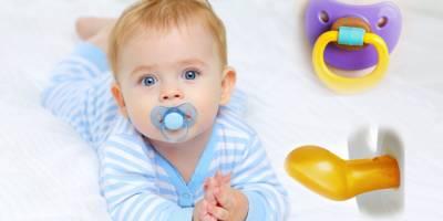 Bebeklerde Emzik Kullanımında Mutlaka Bunlara Dikkat Edin