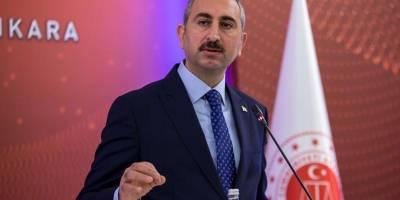 Tepkiler Çığ Gibi Büyüyor! Adalet Bakanı Gül'den Kâbe Provokasyonuna Tepki