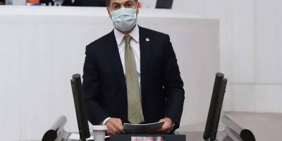 """AK Parti Mardin Milletvekili Cengiz Demirkaya: """"hadsiz Saldırıyı Şiddetle Kınıyorum"""""""