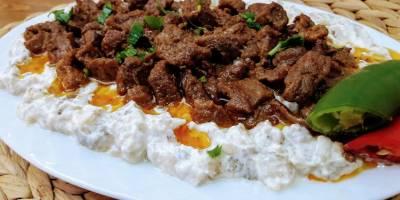 Alinazik Kebabının Tarifi