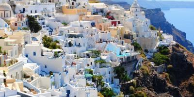 Muhteşem Güzelliğe Sahip Yunan Adaları...